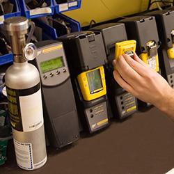 气体检测仪标定校准